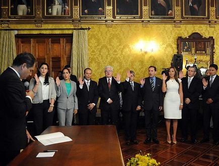 Fernando Cordero es el nuevo ministro coordinador de Seguridad