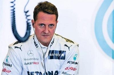 Michael Schumacher 'muestra momentos de conciencia'