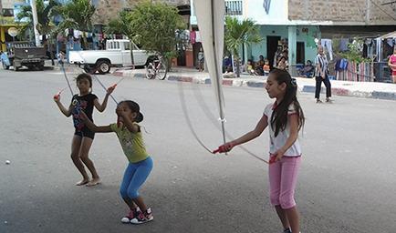 Realizan Juegos Tradicionales El Diario Ecuador