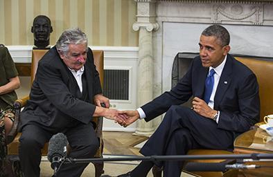 EE.UU. y Uruguay analizan la exención de visados