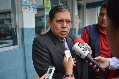 Gobernador de Santo Domingo de los Tsáchilas se pronuncia ante su supuesta salida