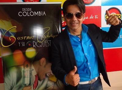 Gustavo Rodríguez, exvocalista de Los Niches promociona 'Ángel'