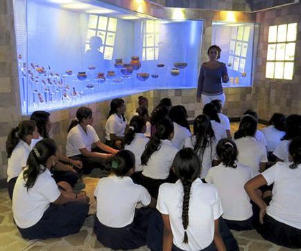 Más de 4 mil visitantes en el Museo de Bahía