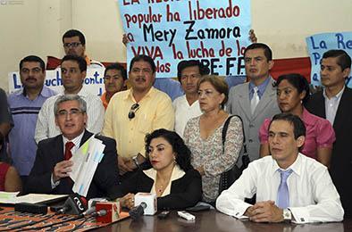 Niegan proceso contra juez que declaró inocente a Zamora