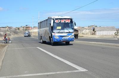 Asaltan a pasajeros en la vía a Portoviejo