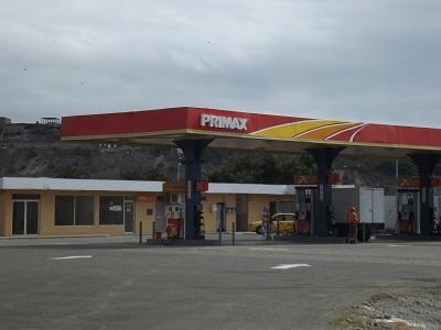 Asaltan en una gasolinera de Manta