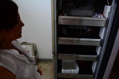 Hay escasez de sangre en la Cruz Roja de Manta