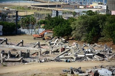 Prohíben demolición del complejo Tohallí