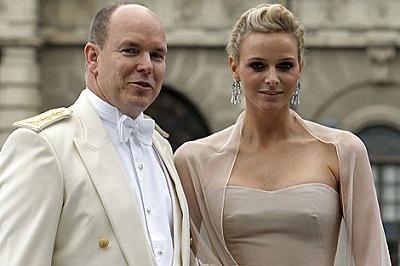 Alberto II y Charlene de Mónaco anuncian que esperan su primer hijo