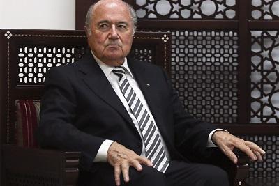 Blatter: 'En Brasil se juega el fútbol verdadero, el fútbol grande'