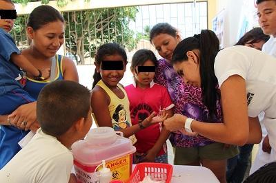 Informe revela que la mayor población anémica en Manta, Montecristi y Jaramijó son los niños