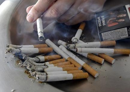 Manabí, entre  los que más gastan en tabaco