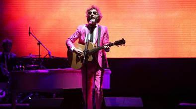 Fito Páez cautiva Cuenca y hoy canta en Quito