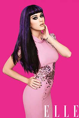 Katy Perry quiere
