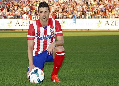David Villa anuncia su salida del Atlético de Madrid  432c0e11d