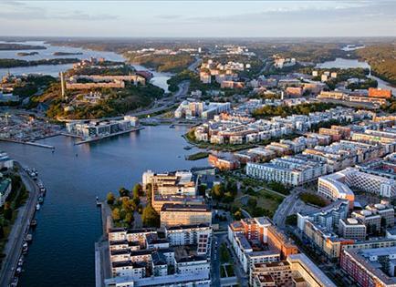 Ciudades verdes por cambio climático