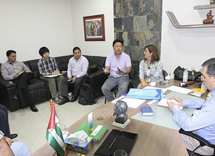 Empresa china interesada en invertir en Manabí