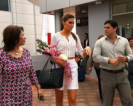 Gabriela Isler participará en el pregón de Machala