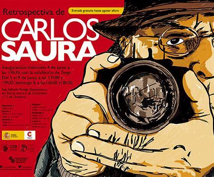 Muestran  Filmes de Carlos Saura
