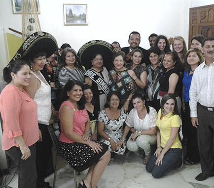 Rotarios Festejan a mamá