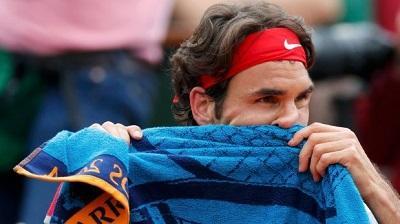 Roger Federer, eliminado del Roland Garros tras caer ante Gulbis