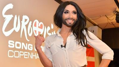 Conchita Wurst pide igualdad de derechos para los homosexuales