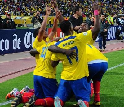 Anuncian a los 23 convocados de Ecuador para el Mundial de Brasil 2014