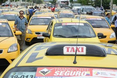 Familiares y compañeros piden pena máxima para asesino de taxista