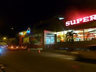 Delincuentes ingresan a Multiplaza para robar en sucursal bancaria