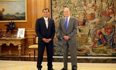 El rey Juan Carlos fue un impulsor de las Cumbres Iberoamericanas