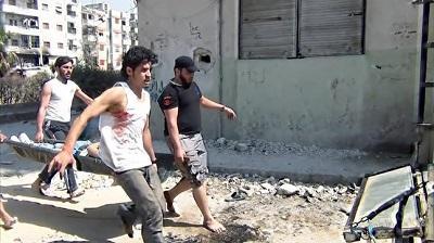 La película 'Return to Homs' gana el festival 'DocsBarcelona'