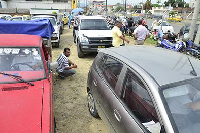 En mayo matricularon 4.890 vehículos en la ant