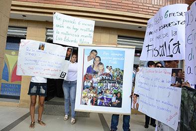 Piden justicia por muerte de detenido