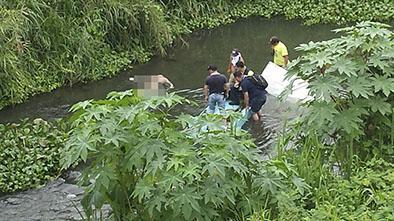 Identifican cadáver hallado en el río Quiroga