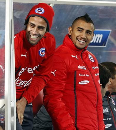 Vidal, en lista de Sampaoli