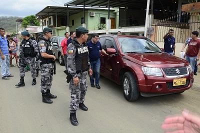 Policía acusado de asesinar a taxista fue dado de baja