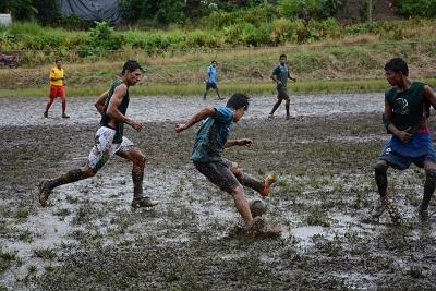 Escenarios deportivos de Ligas Barriales de la provincia necesitan intervención urgente