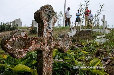 CRÓNICA DEL DÍA: Gritos en el cementerio general de Santo Domingo