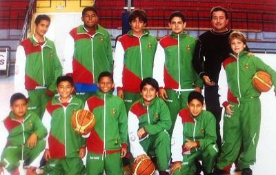 Selección de básquet de Santo Domingo vence en Ibarra