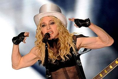 Madonna llama fascista al Gobierno de Nicolás Maduro