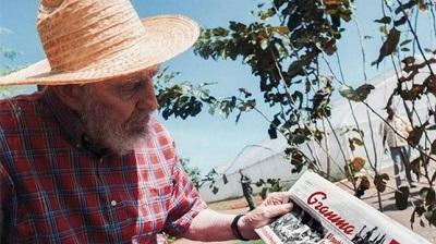Fidel Castro reaparece en los medios tras muerte de deportista