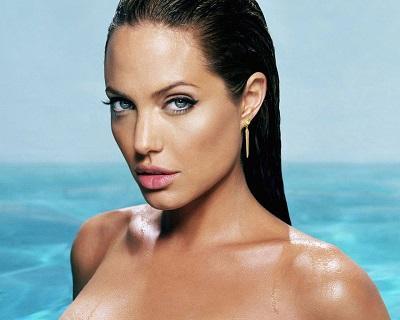 Angelina Jolie 'vomitó' al ver su primera película