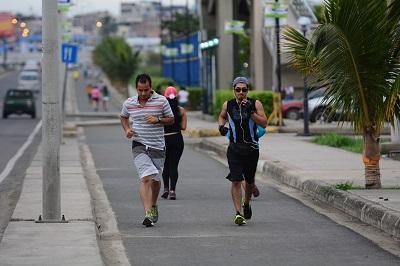 Los ejercicios aeróbicos ayudan a oxigenar la sangre