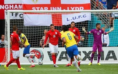 Ecuador empató 2-2 con Inglaterra y está listo para Brasil 2014 (VIDEOS)
