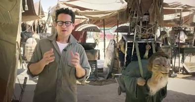 Filtran fotografías del rodaje de Star Wars VII
