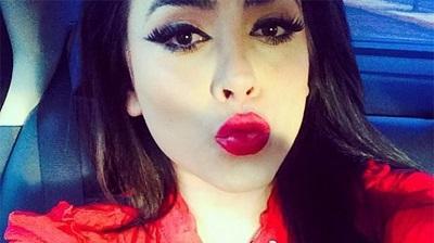 La reina de la droga en México despliega seducción en las redes sociales