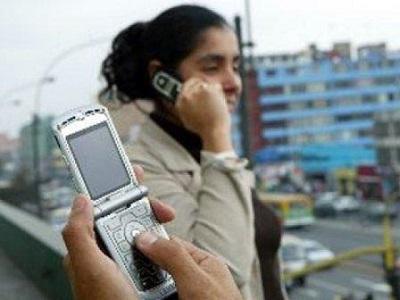 Las líneas de celular superarán a la población mundial en el 2015