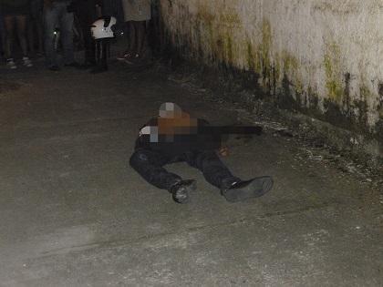 Motociclistas asesinan a un hombre en Santo Domingo