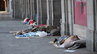 Un tercio de los habitantes de Buenos Aires viven bajo el umbral de pobreza