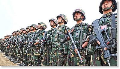 China se prepara para acciones militares intensas y de corto plazo: Pentágono
